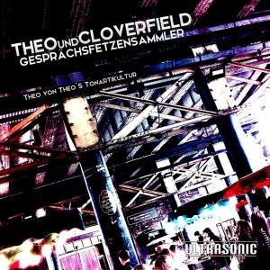 Theo und Cloverfield Gespraechsfetzensammler COVER